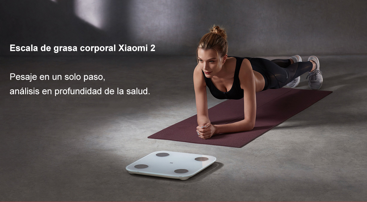 Mi Body Composition Scale 2 Global
