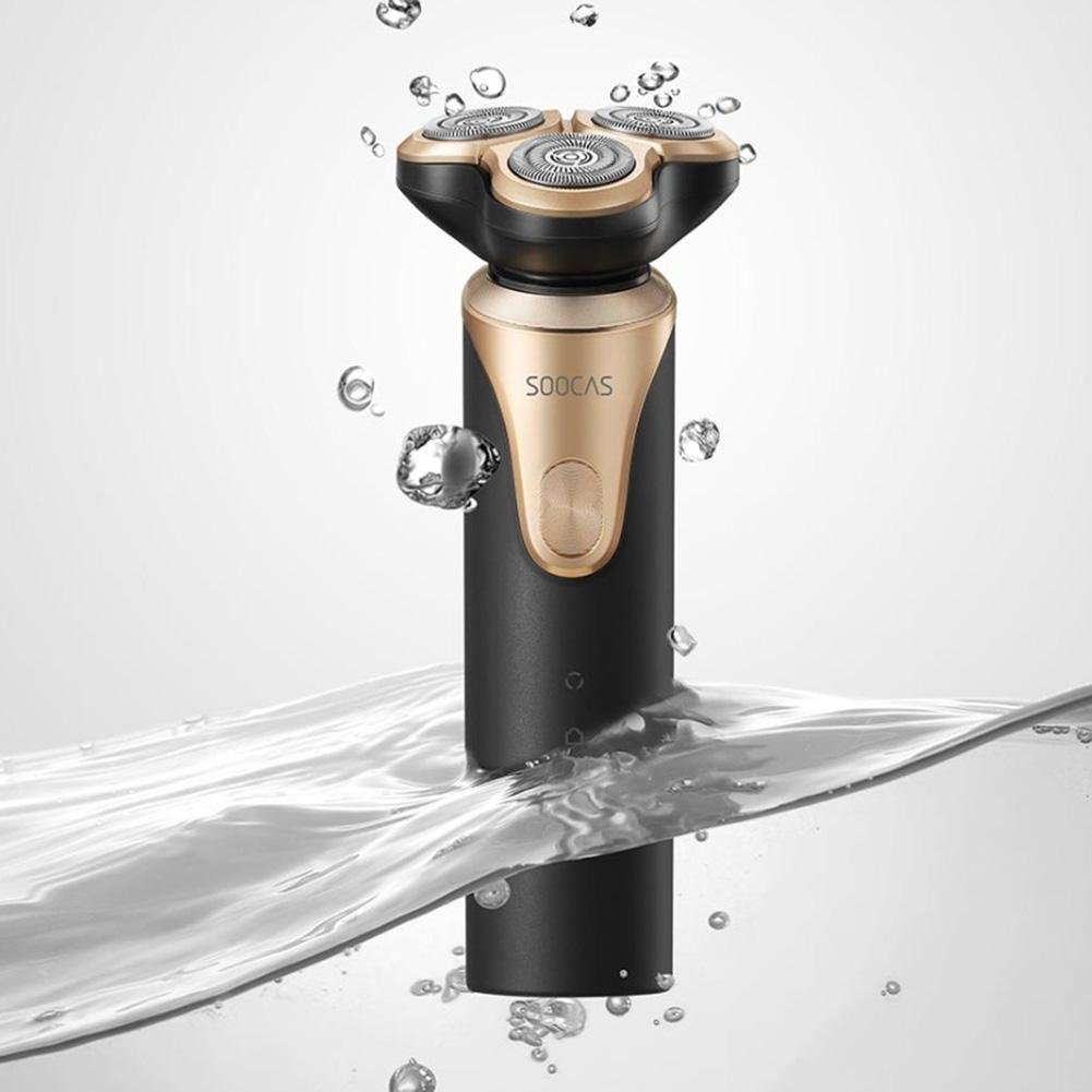 Soocas Linglang S3 Electric Shaver -Smooth type